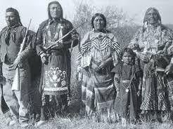 Native American Yr 8 SOW