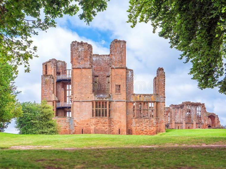 Robert Dudley's Changes to Kenilworth Castle