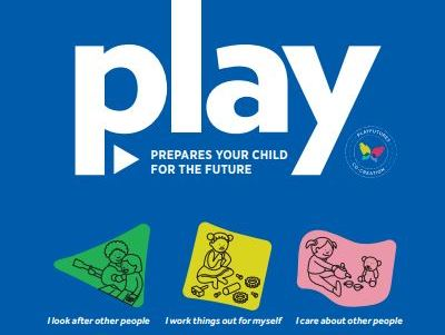PLAY POSTER - Playfutures and CreateCATT