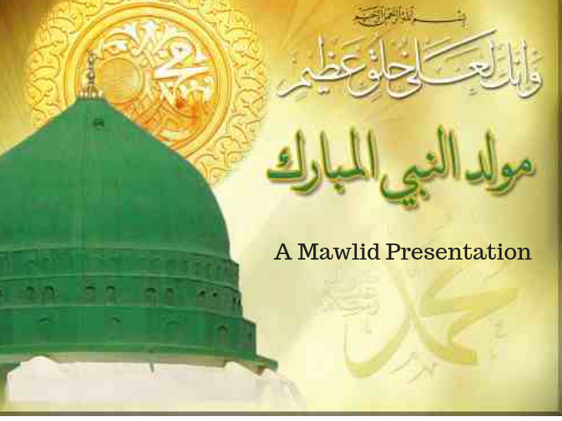 General assembly / conference on Mawlid