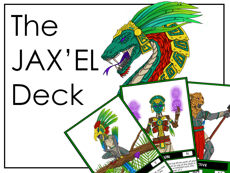 BATTLING GRAMMAR - The Jax'el Deck for the exciting, KS2 grammar card game