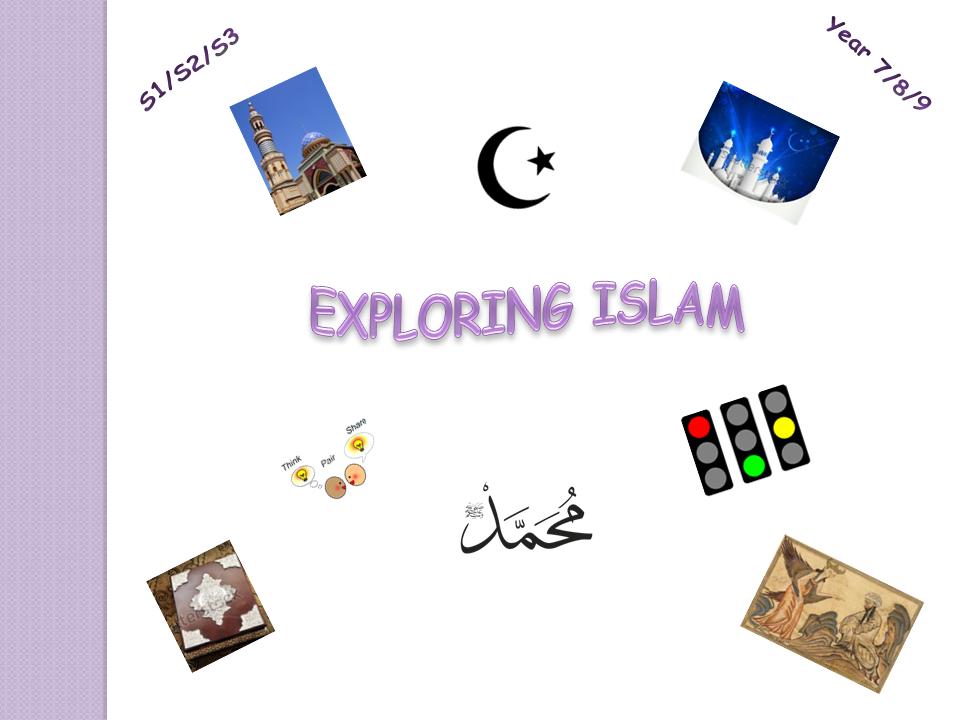 Exploring Islam - bundle