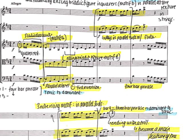 Vivaldi Flute Concerto in D major Op.10 No.3 'II Gardellino' (RV.428) III