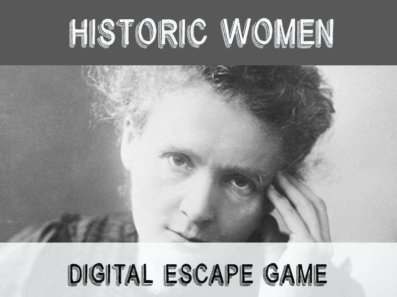 Digital Escape - Historical Women