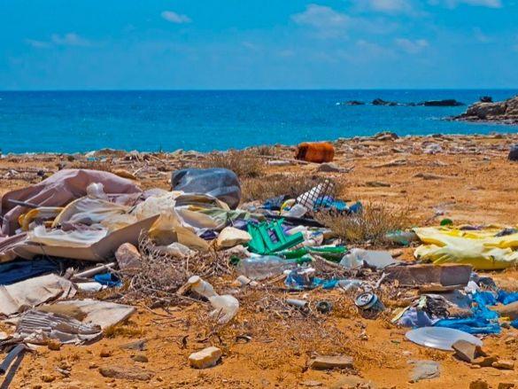 ESL Lesson - PLASTIC POLLUTION