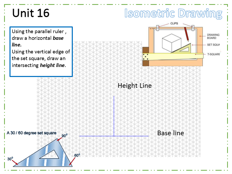 Isometric crating  Btec Engineering Unit 16