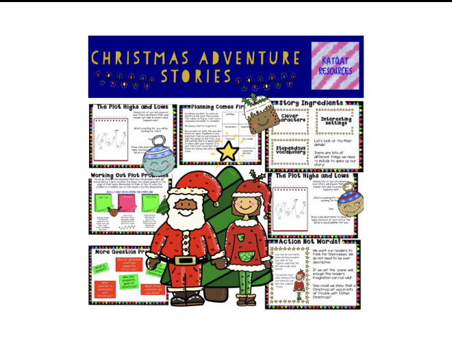 Adventure Stories - How To Write A Christmas Adventure Story