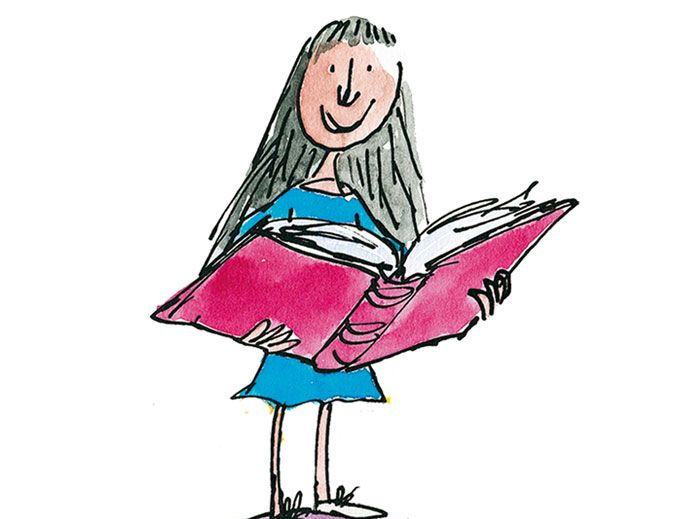 A week of Roald Dahl Matilda story writing Literacy planning