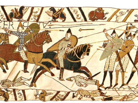 Norman Invasion: KQ3: How did each contender prepare for battle?
