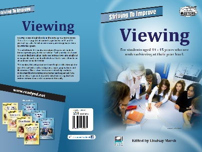 The Striving To Improve Series: Viewing