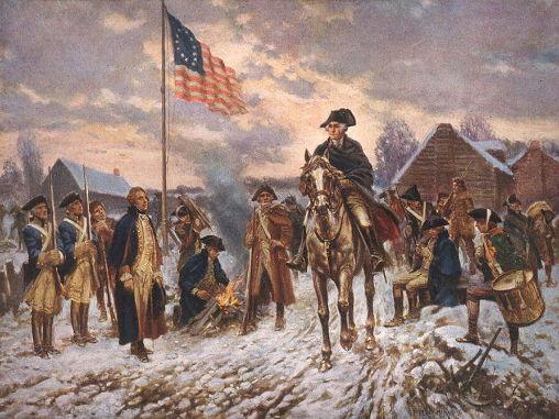 American Revolution Condensed Notes (AQA/OCR)