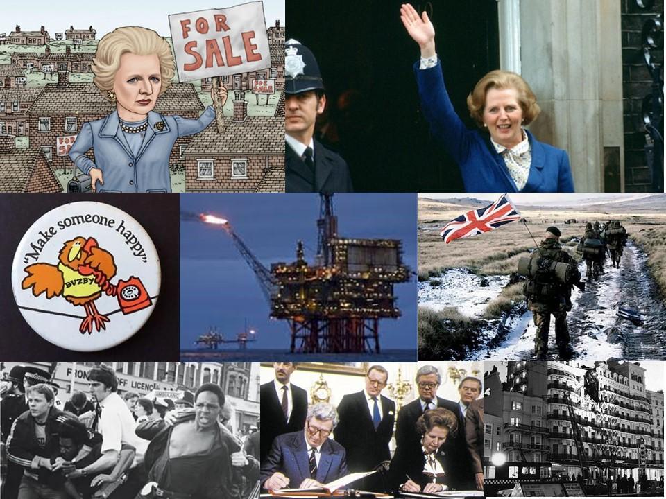 Margaret Thatcher and the Eighties