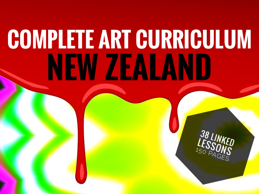 Art. Art Curriculum for Australia / New Zealand