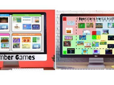 Numeracy Online Games Bundle
