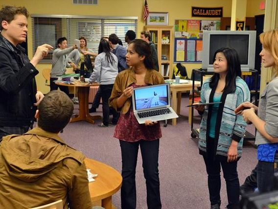 """""""Switched at Birth"""" Season 2 Episode 9 """"Uprising""""  Discussion Questions"""
