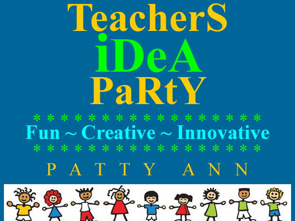 TeacherS iDeA PaRtY > Guided Innovative Ideas for Co-Creating Curricula!