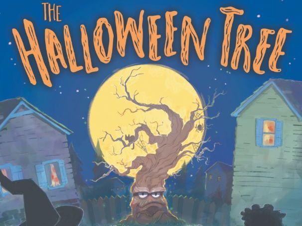 The Halloween Tree Activity Kit