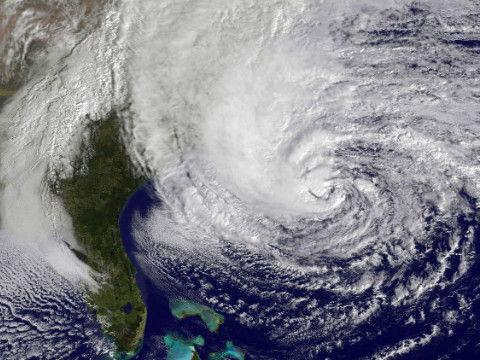 Hurricanes: An Intro, Sandy Vs. Patricia