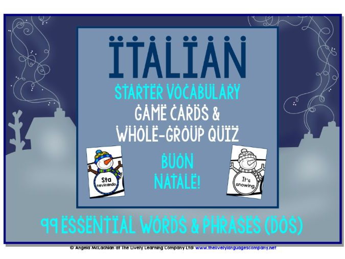 ITALIAN CHRISTMAS EDITION GAMES & QUIZ (2)