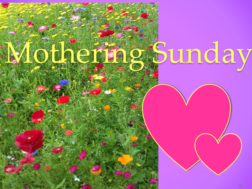 Ks1/2 Mothering Sunday Powerpoint Lesson.