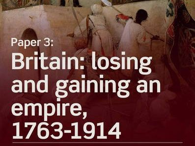 Canada and the Durham Report 1837-40 (rebellions): Edexcel A Level History - Empire