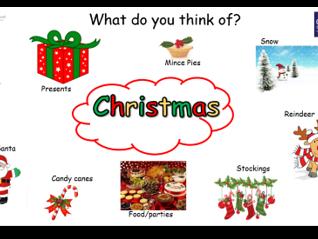 Christmas ICT Activities