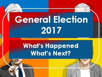 General Election 2017: What happened/What's Next?