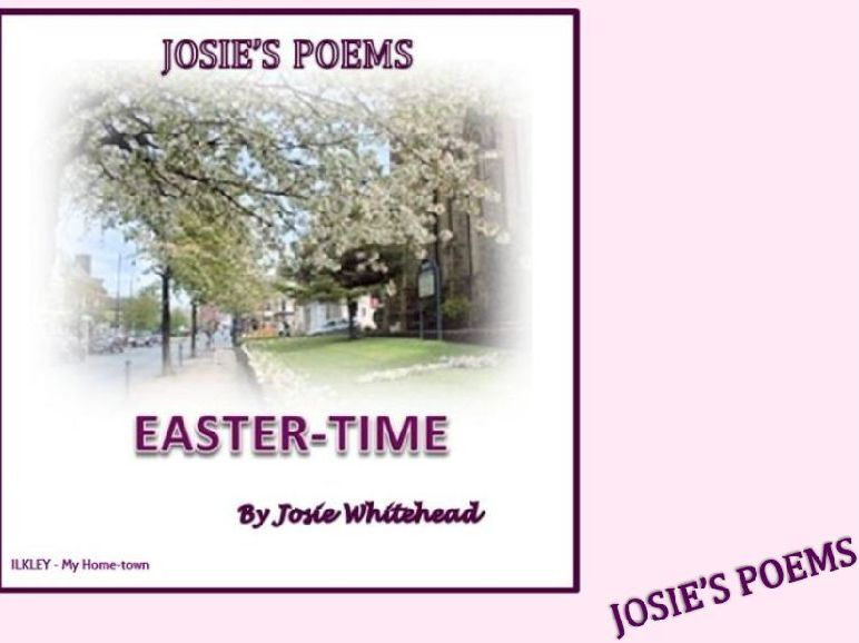 EASTER-TIME - Easter poem with explanation of metre and imagery, with worksheet