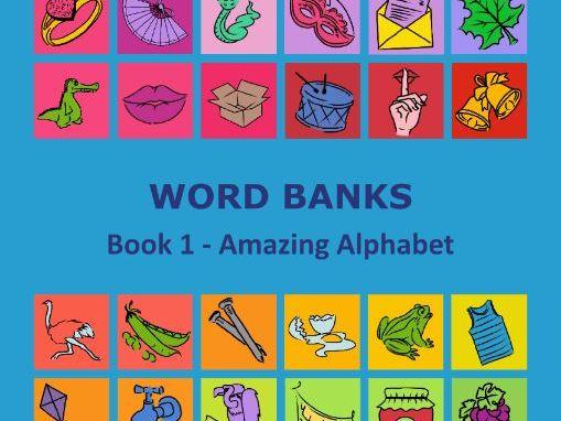 Alphabet Word Bank