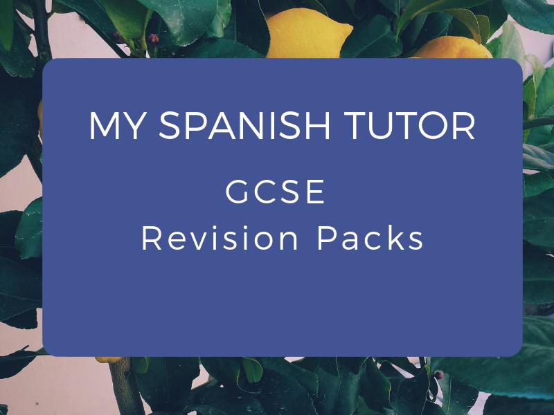 GCSE Revision Pack