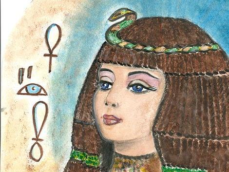 Quiz on Antony and Cleopatra by Andrew Matthews and Tony Ross