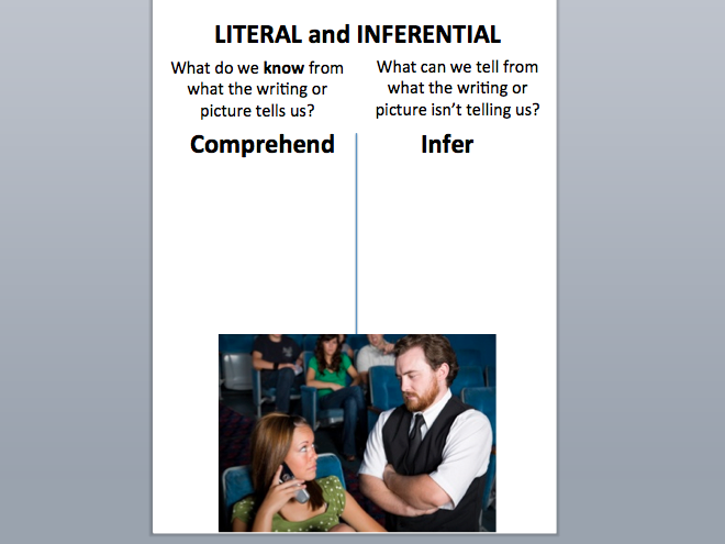 25 reading comprehension and inferential activities
