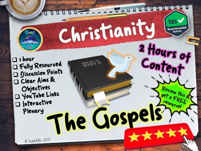 Bible- Gospels