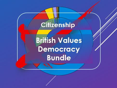Citizenship:  British Values Bundle: Democracy