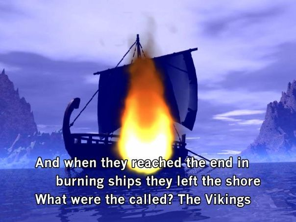 The Vikings - Total Song Pack