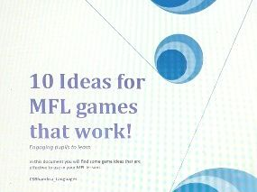 10 Ideas for MFL Games that work!