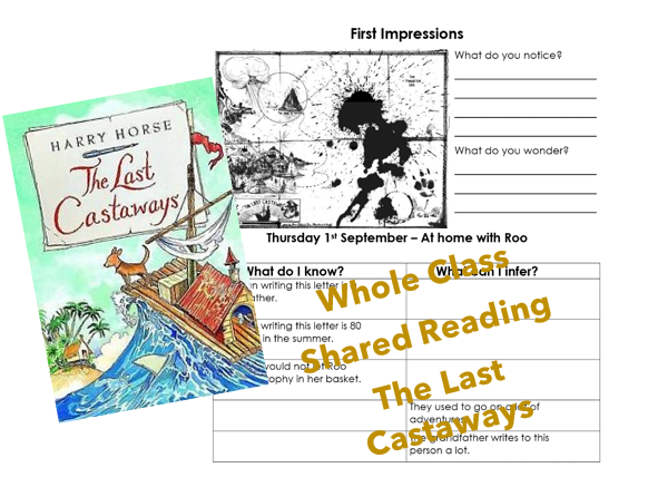Whole Class Reading - The Last Castaways