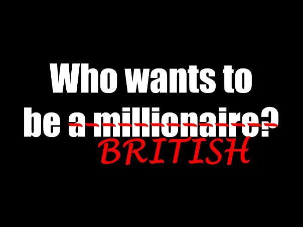 British Culture game