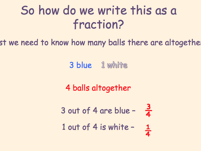 Ratio to Fraction and Simplifying