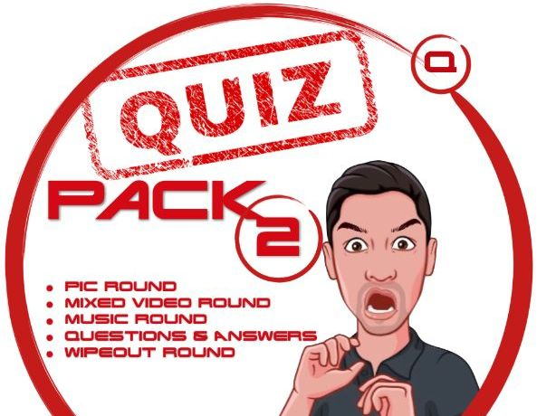 Online 'pub' quiz pack 2: General Knowledge Professionally written 'lockdown pub' style quiz