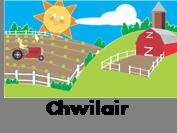 Chwilair - Ar y fferm