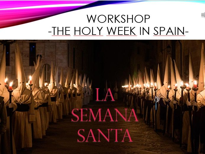 Festivities -Spanish Fiestas -Festividades