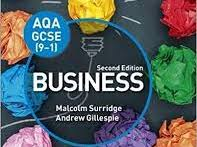 AQA GCSE Business Topic 1.1 The purpose and nature of businesses