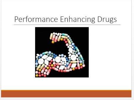Edexcel 9-1. Performance Enhancing Drugs in Sport PowerPoint