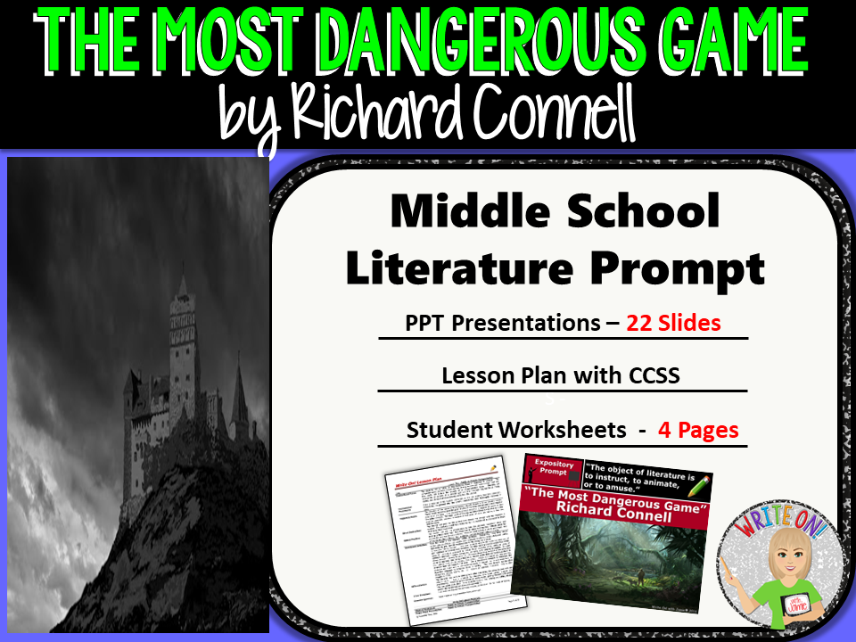 the most dangerous game essay prompt The most dangerous game: the most dangerous game - quiz for edhelpercom subscribers - sign up now by clicking here essay questions or writing prompts.