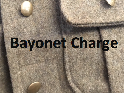 'Bayonet Charge' (Hughes)