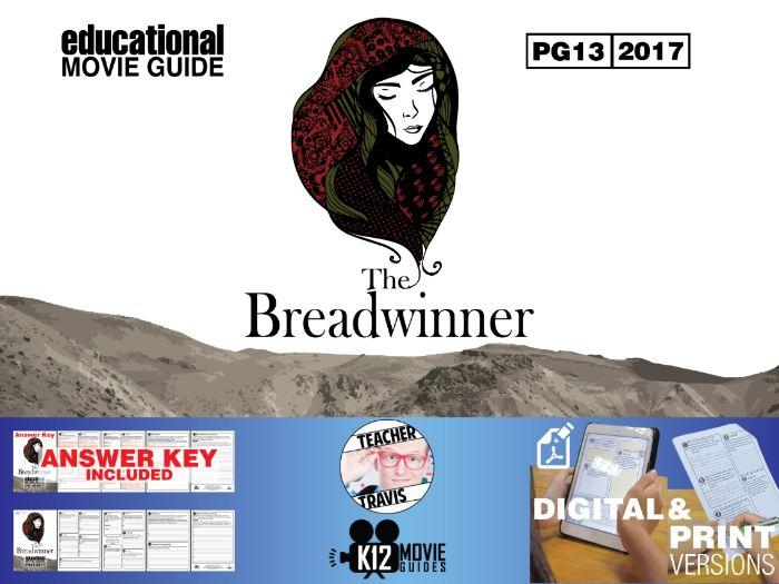 The Breadwinner Movie Guide | Questions | Worksheet (PG13 - 2017)