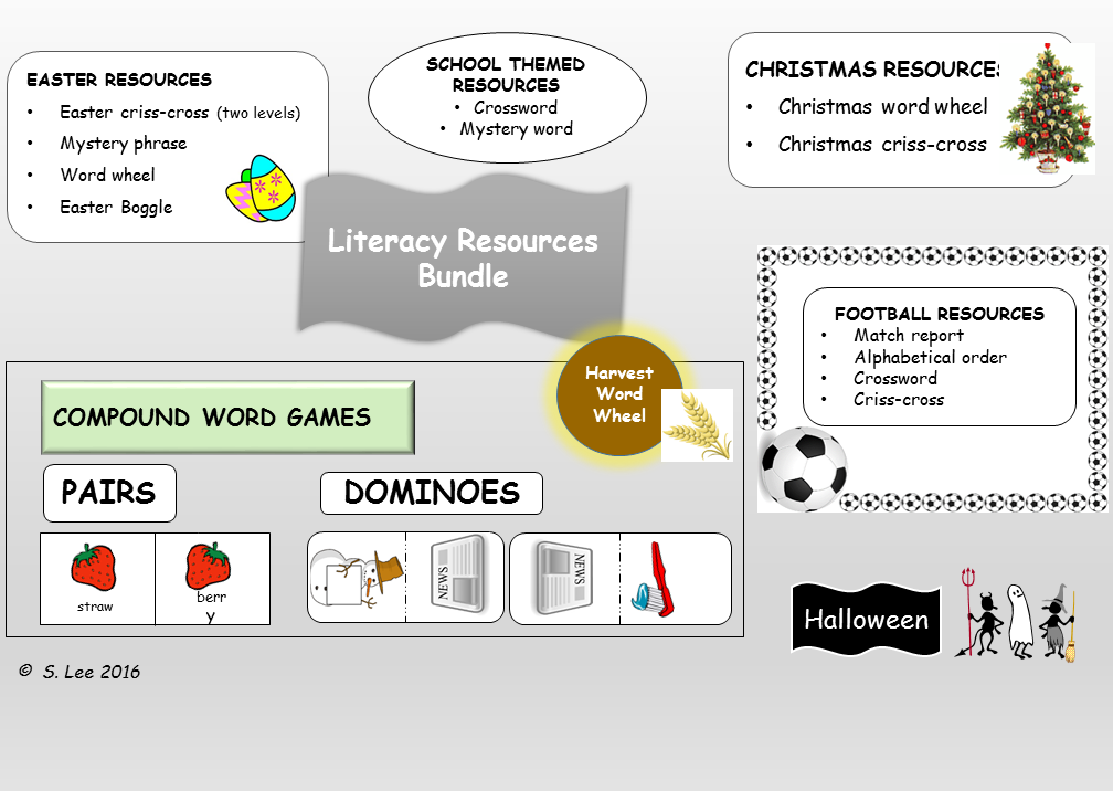 Literacy Resources Bundle