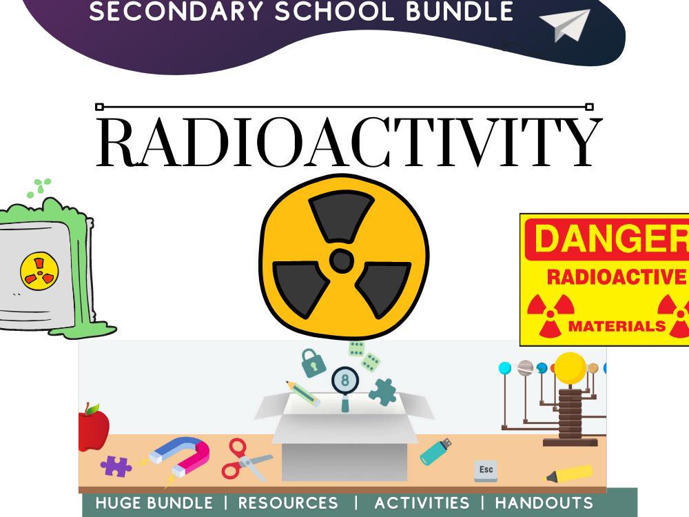 Circuits and Radioactivity Physics Science Revision