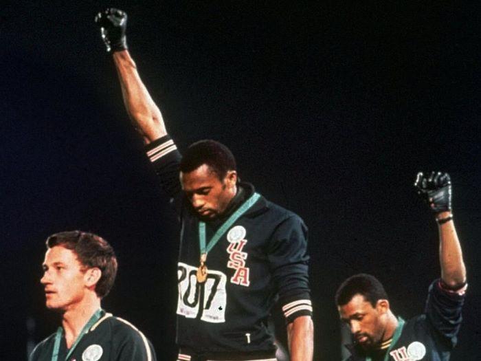 Black Power + Black Panthers